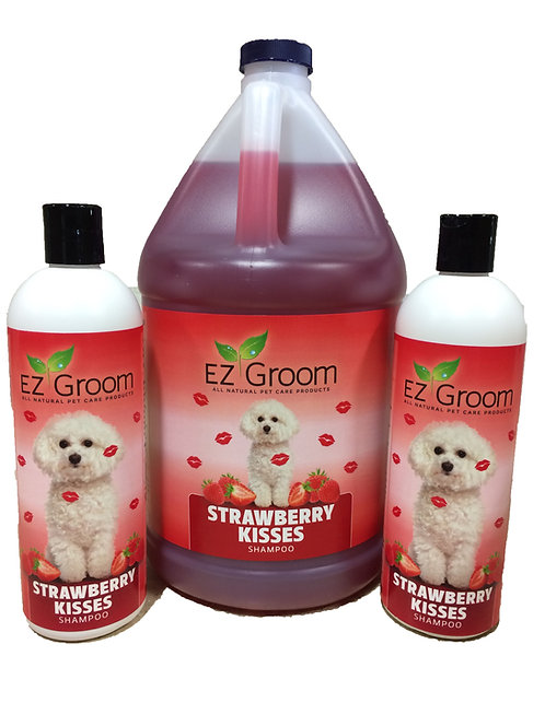 Strawberry Kisses Shampoo 24:1 1 GALLON SIZE