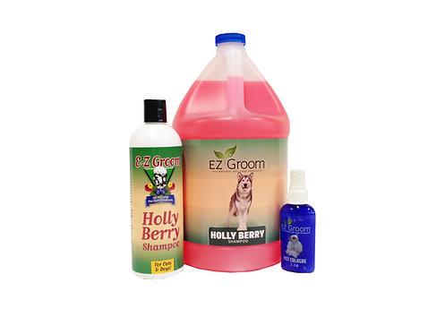 Holly Berry Shampoo 1 Gallon Size