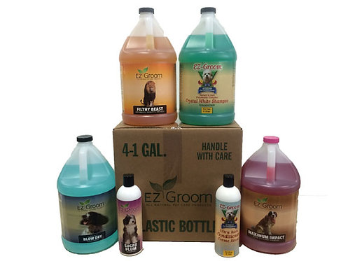 Box Special: 4 Gallon Case with Free Clipper Blade or Free 16oz pcs.