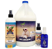 ez-groom pet shampoo grooming supplies, crystal white, RazeR, Zonic Dog