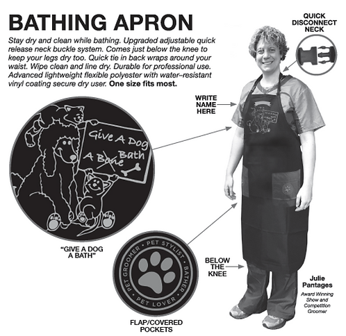 Bathing Apron