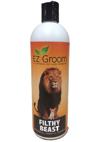 Filthy Beast Shampoo®  16 oz Size