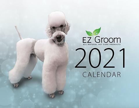 2021 Calendar-  FREE - select manual payment