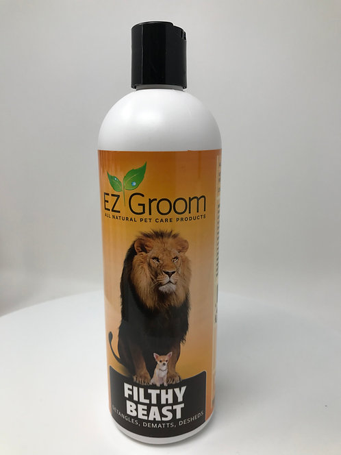 Filthy Beast ® Pet Lovers 16oz -  12 Pack Wholesale