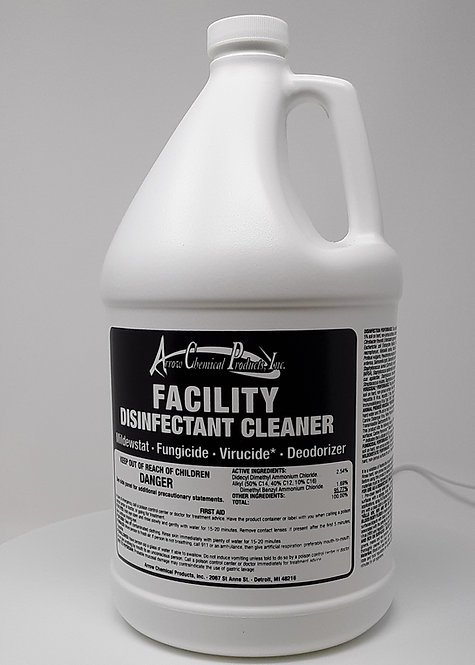 FACILITY CLEANER - HARD SURFACE CLEANER