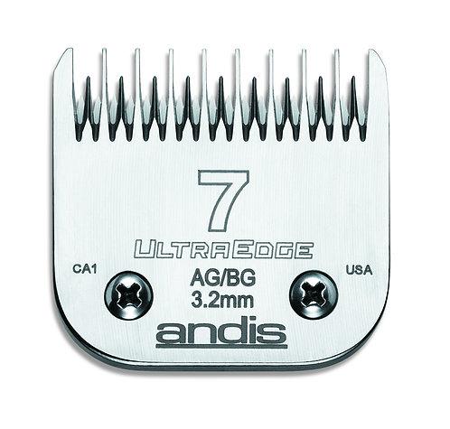 Andis 7 SKIP TOOTH UltraEdge Blade