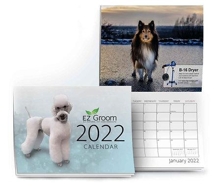 2022 Calendar-  FREE - select manual payment