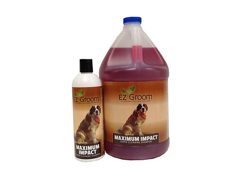 Maximum Impact Shampoo 1 Gallon Size