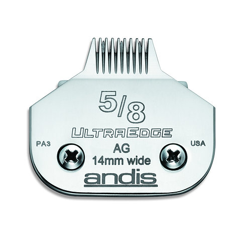 """Andis 64960 #5/8 Wide Toe Blade 1/32"""" - 0.8mm"""