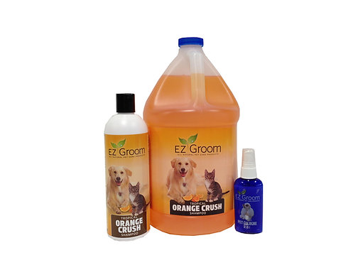 Orange Crush Shampoo 16 oz Size