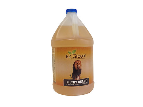 Filthy Beast® Shampoo 1 Gallon Size