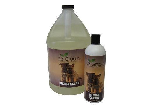 Ultra Clear Shampoo 16 oz Size
