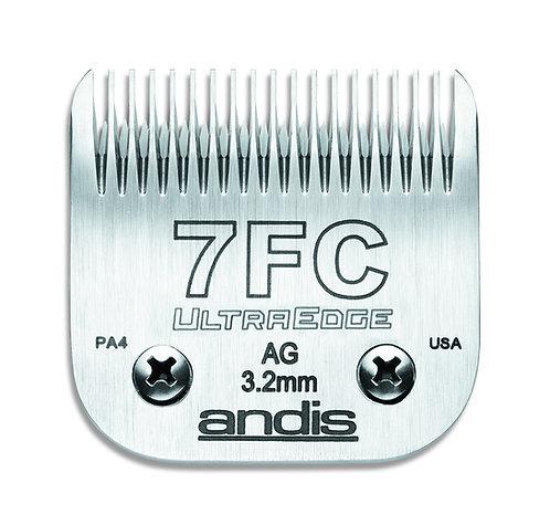 ANDIS 7FC UltraEdge Clipper Blade