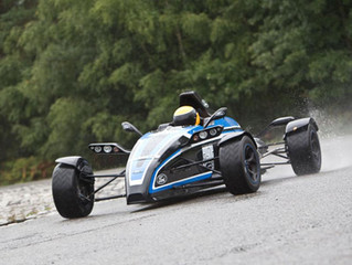 Formula Ford EcoBoost first drive review