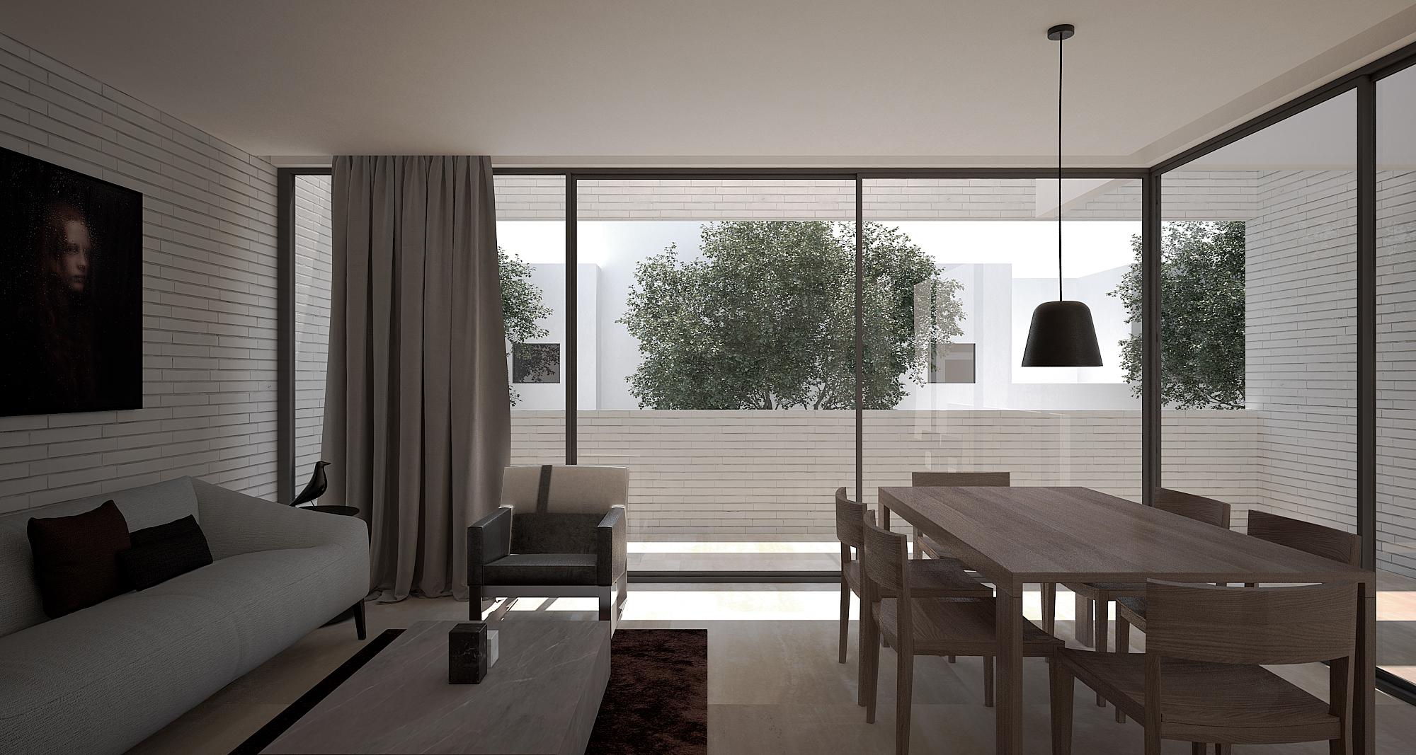 Casas Siamesas - 01