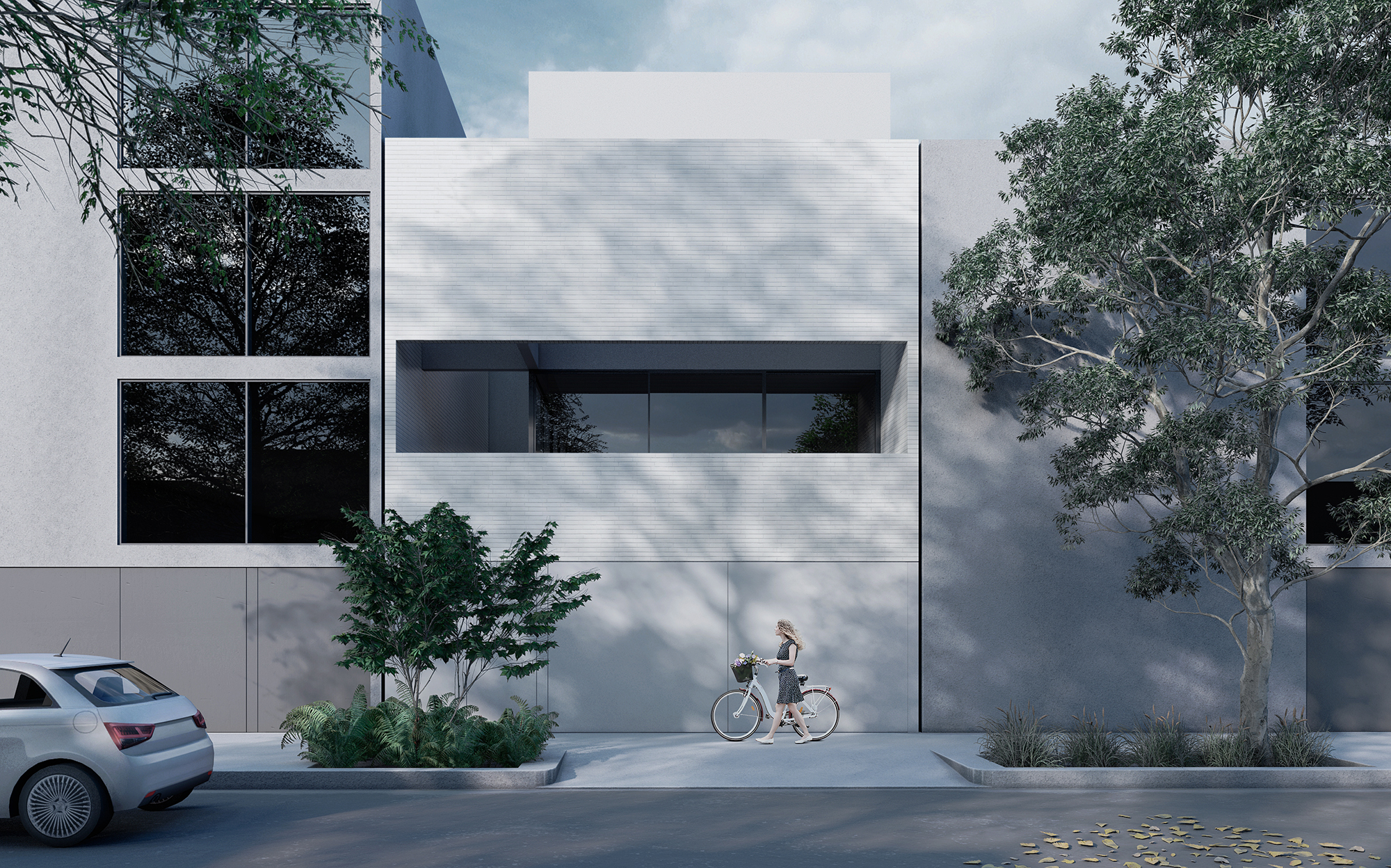 Casas Siamesas - 05