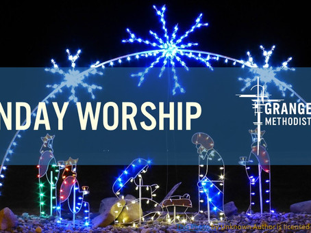 Sunday Worship - Sunday 20th December