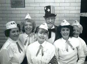 American Pie stall, November 1991.jpg