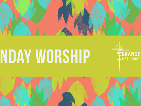 Sunday Worship - Sunday 15th November
