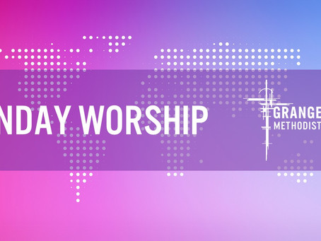 Sunday Worship 17th October 2021 (CTS Service)
