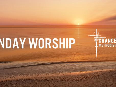 Sunday Worship - 18th July 2021