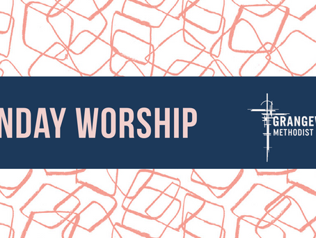 Sunday Worship - Sunday 23rd August