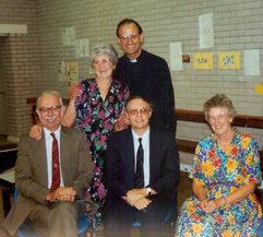 Revd Gordon Holmes and Audrey 1992.jpg