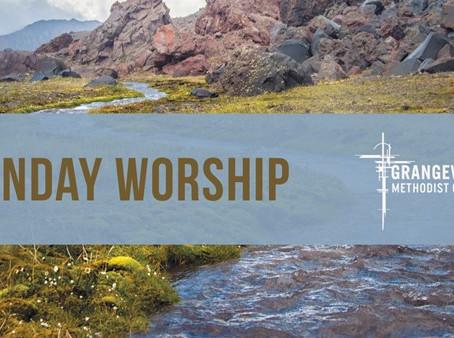 Sunday Worship - Sunday 10th January