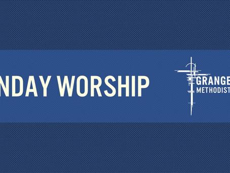 Sunday Worship - Sunday 7th March