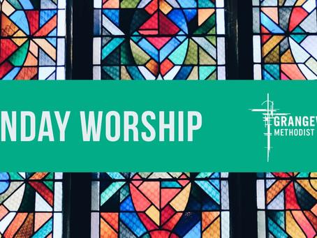 Sunday Worship - Sunday 4th October