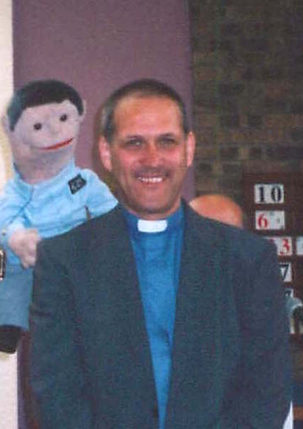 Rev John Hartley & Rev John Hartley pupp