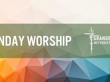 Sunday Worship - 16th May 2021