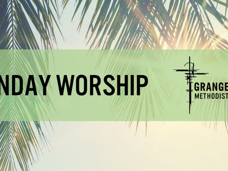 Sunday Worship - Sunday 28th March