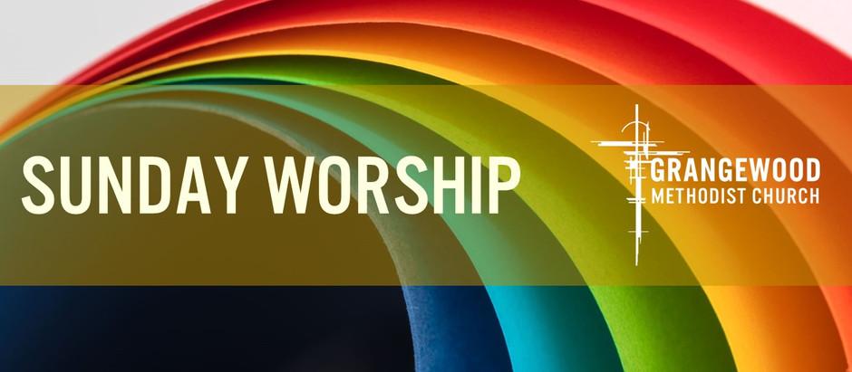 Sunday Worship - Sunday 3rd January