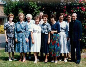American Exchange Revd Jim Pommeroy 1997