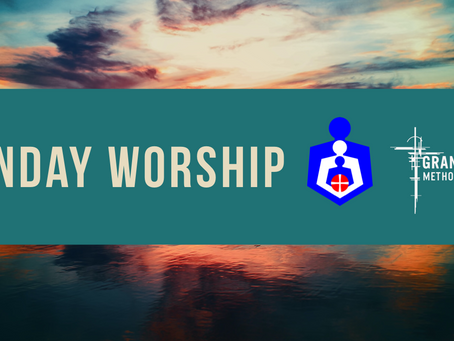Sunday Worship - Sunday 12th July