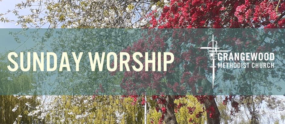 Sunday Worship - 9th May 2021