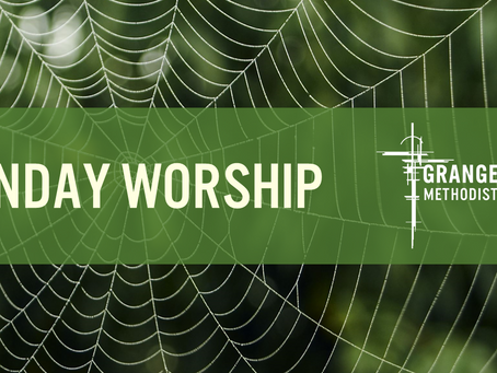Sunday Worship - Sunday 1st November