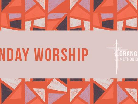Sunday Worship - Sunday 19th April