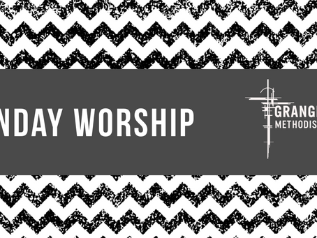 Sunday Worship - Sunday 26th April