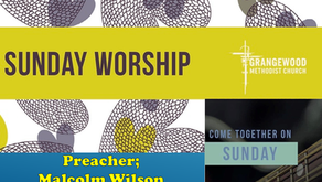 Sunday Worship 3 October 2021 - CTS service