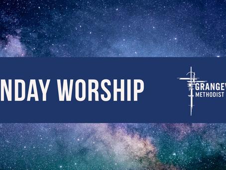 Sunday Worship - Sunday 29th November