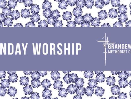 Sunday Worship - Sunday 28th June