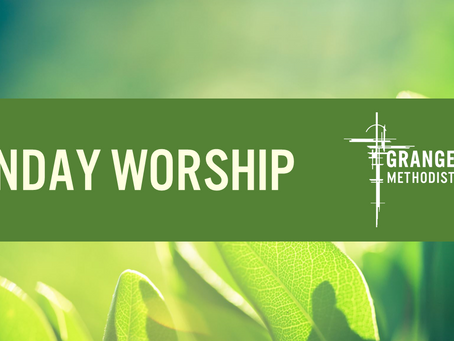 Sunday Worship - Sunday 11th October