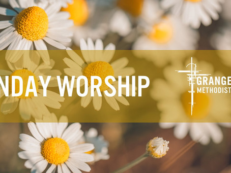 Sunday Worship - 11th July 2021 - Come Together on Sunday