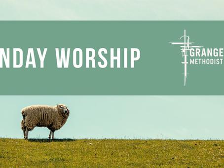 Sunday Worship - Sunday 3rd May