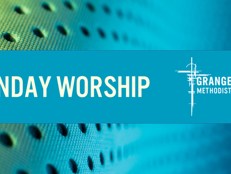 Sunday Worship - Sunday 20th Sept