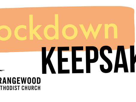 Lockdown Keepsake: UPDATE