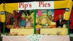 Bazaar Wesley G stall 1997.jpg
