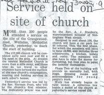 Service on site 1966.jpg